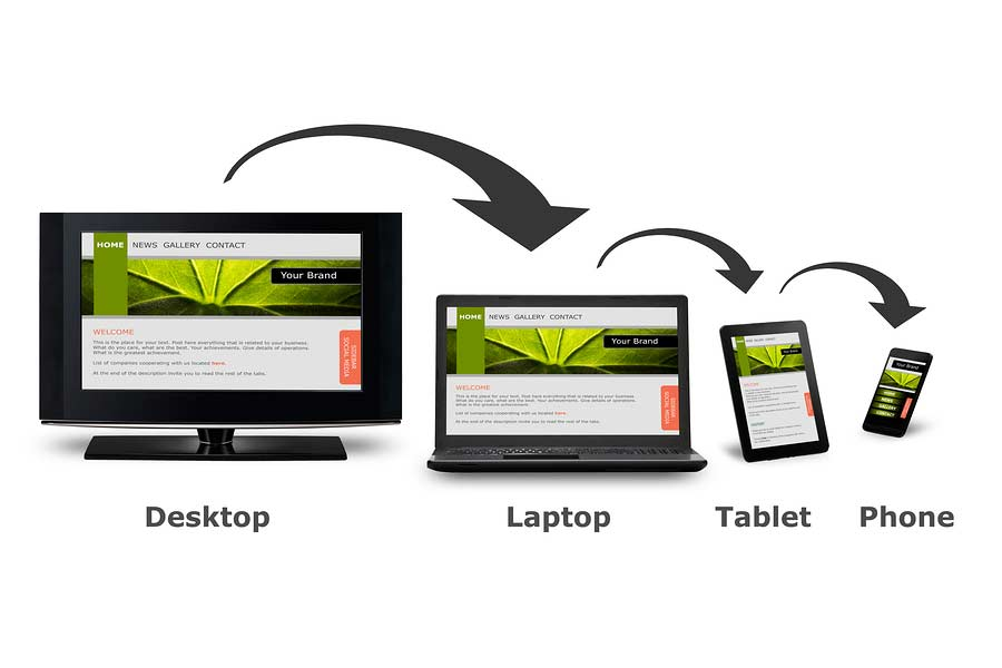 Mobile is the New Word in Website Design