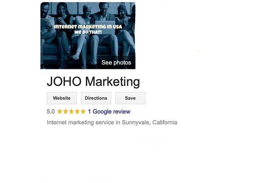 Unfortunate Google My Business News